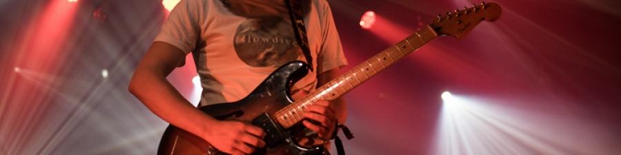 Dunk Festival rock Celestial Wolves